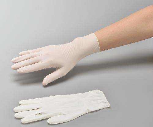 ナビロール手袋(指先エンボス・エコノミータイプ・パウダー付)