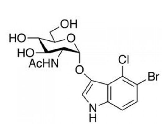 5-Bromo-4-chloro-3-indoxyl-alpha-D-glucopyranoside, 0.5 G RC-552