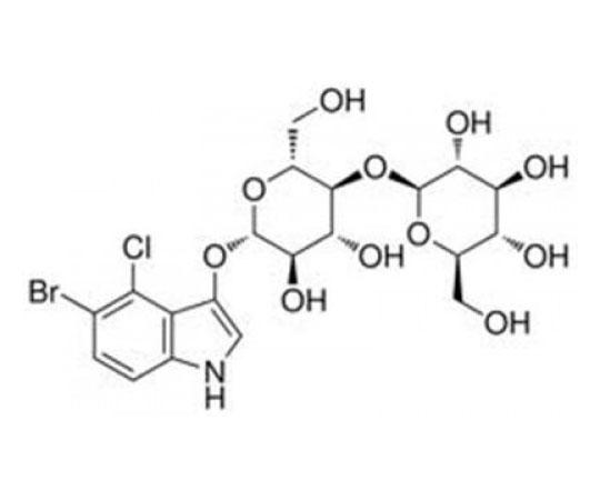 5-Bromo-4-chloro-3-indoxyl-beta-D-cellobioside, 2.5 G RC-568