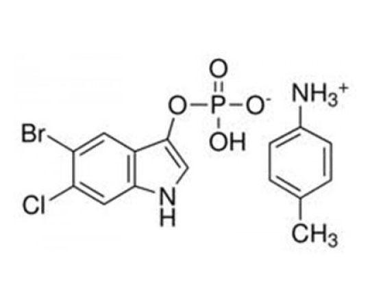 5-Bromo-6-chloro-3-indoxyl phosphate, p-toluidine salt, 5 G RC-620