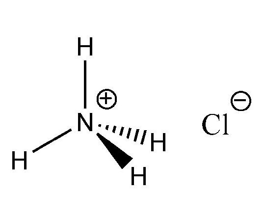 Ammonium Chloride, 1kg RC-016