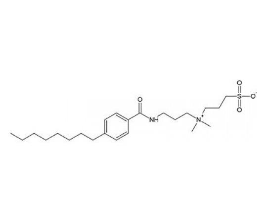 ASB-C8Ø (4-octylbenzol aminosulfobetaine), 5g DG065