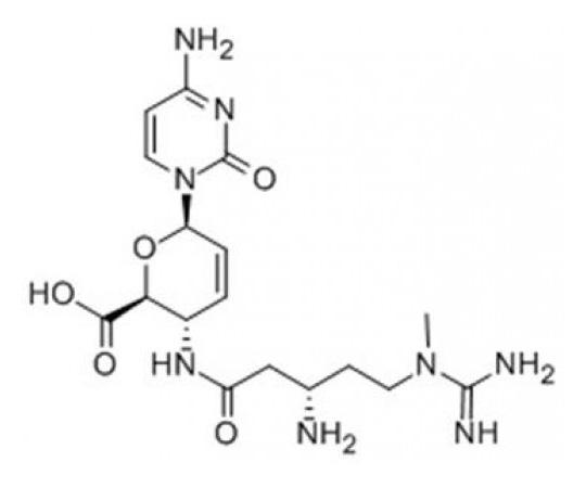 Blasticidin S HCl, 500 mg RC-263
