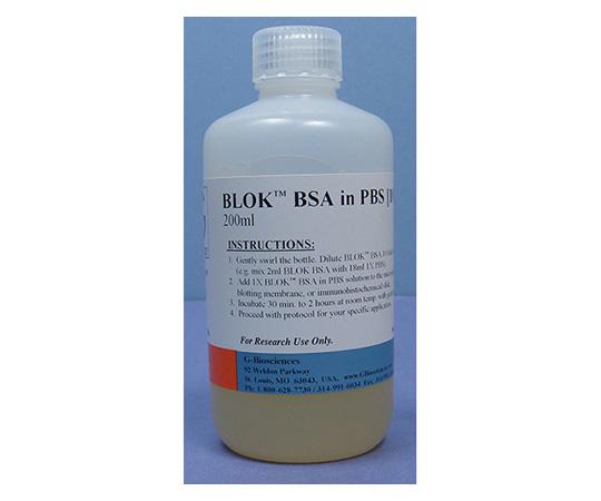 BLOK BSA in PBS [10X], 125mL 786-195