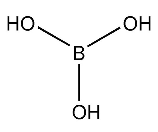 Boric Acid, 500g RC-028