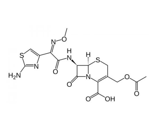 Cefotaxime (sodium), USP Grade, 25g RC-165