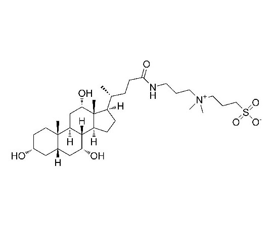 CHAPS (3-(3-Cholamidopropyl)dimethylammonio)-1-propanesulfonate), 100g DG096