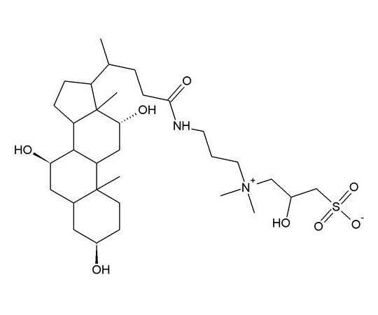 CHAPSO (3-(3-Cholamidopropyl)dimethylammonio)-2-hydroxy-1-propanesulfonate), 5g DG053