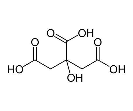 Citric Acid (free acid), ACS Grade, 1kg RC-039