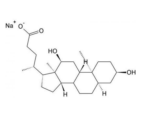 Deoxycholate (Deoxycholic acid sodium salt), 500g DG091