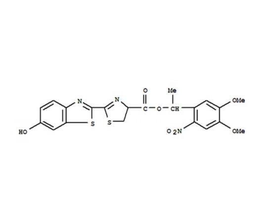 D-Luciferin 1-(4,5-dimethoxy-2-nitrophenyl)ethyl ester, 0.01 G RC-655