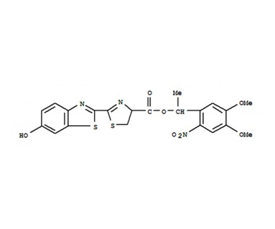 D-Luciferin 1-(4,5-dimethoxy-2-nitrophenyl)ethyl ester, 0.05 G RC-658
