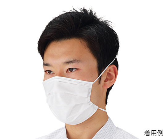 Disposable Mask For Clean Room Overhead Type 50 Pieces
