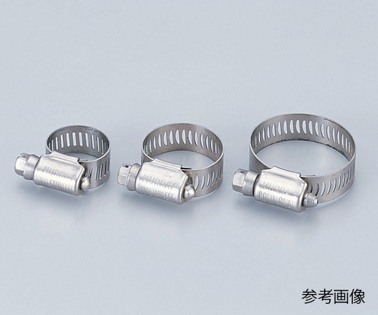 ラボラン(R)ステンレスホースクリップ φmm:64-40 SS3200N