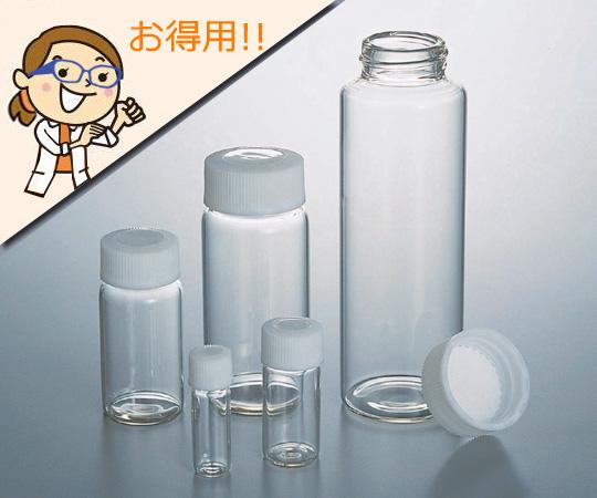 スクリュ管瓶№01 3.5mL 110本