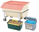 Storage Case, Container