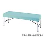 診察台カバー C-700B ブルー 700×1800mm用