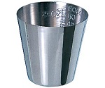 薬杯(SUS304) 60mL