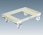 扉付き折畳みコンテナー用コンテナ専用台車 ND-CR