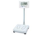 デジタル体重計[検定付] 一体型 DP-7700PW-F