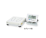 デジタル体重計[検定付]セパレート型 DP-7700PW-FS