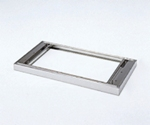Stainless Steel Storage Base 900 x 476 x 60mm SS-B1
