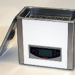 Ultrasonic Cleaner (Heater Type) 267 x 163 x 237mm and others