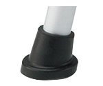 トイレ椅子・シャワー椅子共通 交換用脚ゴム HS9010