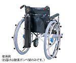 車椅子酸素ボンベ架台  KY40236