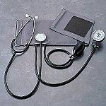聴診器付アネロイド血圧計 No.501 本体セット