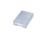 アルティア小物ユニット交換用樹脂ケース A4ケース・クリア 212×303×46mm