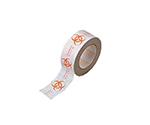 バイオハザードマークテープ 50mm×50m 橙
