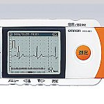 オムロン携帯型心電計 HCG-801 121×24×67mm等