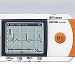 オムロン携帯型心電計 121×24×67mm HCG-801