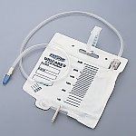 (小分け)尿路感染防止閉鎖式導尿バック ユリケアⅡ 1袋(1枚入) ユリケアII