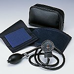 小型アネロイド血圧計 No.500 紺 本体セット 0500B011