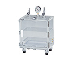 Vacuum Desiccator Type without Outlet and others