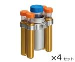 Violamo General-Purpose Centrifuge Bucket for Ts-7c 50mL Centrifuge Tube x 4 + 15mL Centrifuge Tube x 16 7M5015-1