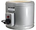マントルヒーター(入力調整器付、フラスコ用)