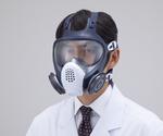 Dustproof Mask (Full Face Type) DR185L2W