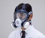 防毒マスク(低濃度用0.1%以下) Mサイズ GM185-1