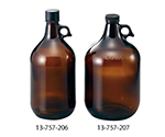アンバーガロン瓶