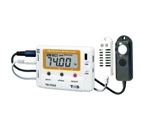 Ultraviolet Illuminance Thermo-Hygro Data Logger TR-74Ui