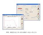 Toxic Gas Monitor Data Logger Software