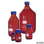 Screw-Top Bottle Round Type Dark Amber (DURAN(R), 017210) 25mL GL-25 and others