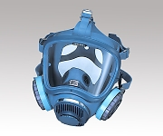 [Discontinued]Dustproof Mask (For Safety Countermeasures For Nanomaterials) Type 1721U