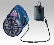 Respiratory Protective Equipment With Electric Fan For Safety Countermeasures For Nanomaterials and others