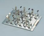 ラボシェイカー用フラスコホルダー 三角フラスコ50・100mL×16個等