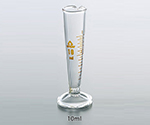 Volume Meter (Conical High Glass) 10mL With Calibration Certificate and others