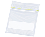 Zipper Seal Sample Bag 200 x 265mm Small and others